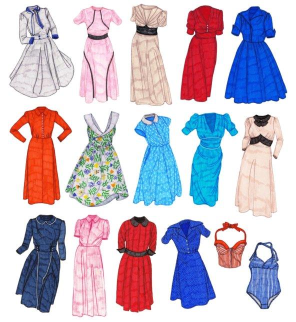 Lazy Eye šaty jsou šité sláskou vČechách vmalých limitovaných edicích