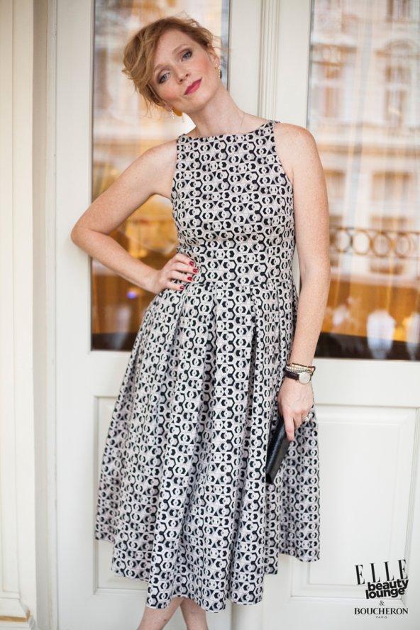 Aňa Geislerová<br />KVIFF Elle Beauty Launge