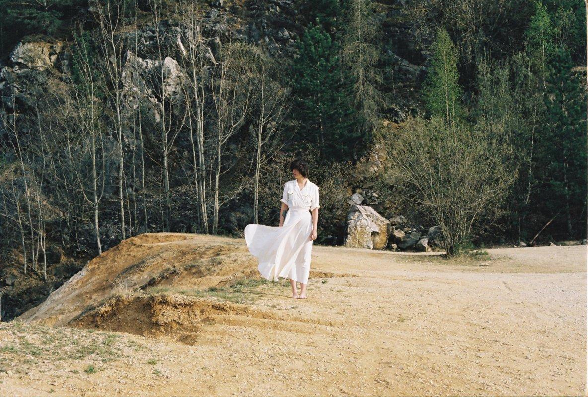 Elsa zavinovací šaty zkostýmovky, vel.S-L, 8900,-